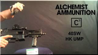 Sintered Frangible C3 Ammunition www.Alchemistammunition.com