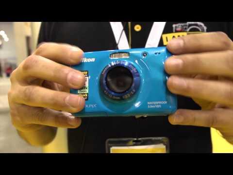 Nikon Coolpix S30 - Marcopolo Expert @ Photoshow 2012