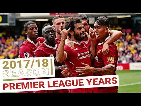 Every Premier League Goal 2017/18 | Salah takes the Premier League by storm