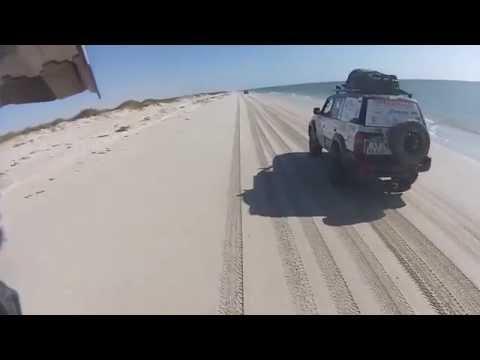 Dakar desert challenge