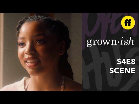grown-ish Season 4, Episode 8 | Jazz Chooses Des | Freeform