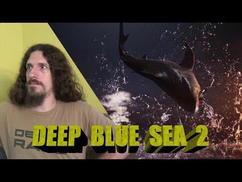 Deep Blue Sea 2 Review