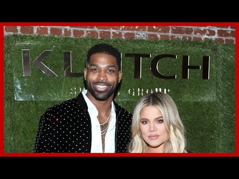 Khloe Kardashian reveals why she's staying with Tristan Thompson after his cheating scandal: