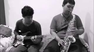 Surat cinta untuk starla by virgoun Saxophone cover