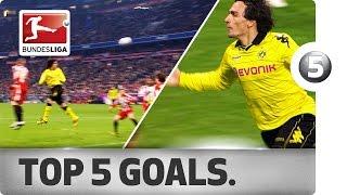 sport top 5 goluri