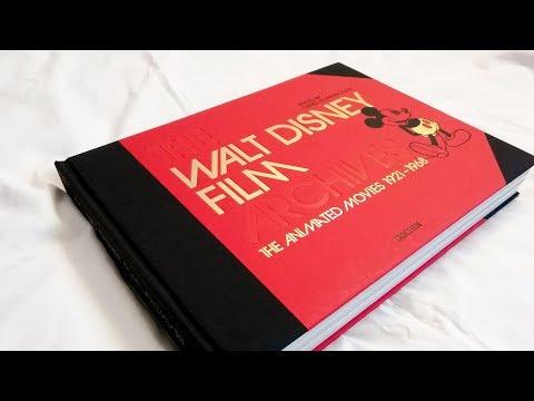 LES ARCHIVES DES FILMS WALT DISNEY. LES FILMS D'ANIMATION - DISNEY ARCHIVES, MOV