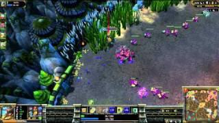 (HD117) myR Vs LLeague - League Of Legends Replay [FR]