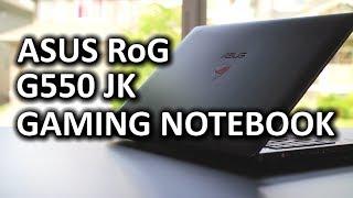 ASUS RoG G550JK Gaming Notebook&Surprise....