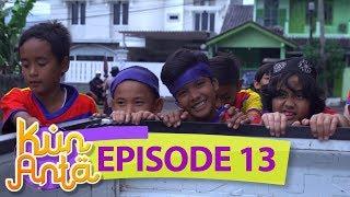 Video Baiknya Haikal, Saat Mobilnya Mogok Haikal Bantu Dorong  - Kun Anta Eps 13 MP3, 3GP, MP4, WEBM, AVI, FLV November 2018