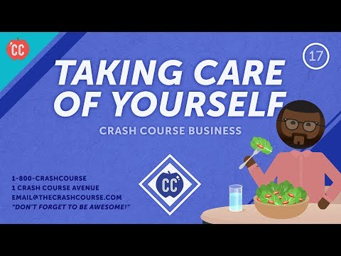 How to Avoid Burnout: Crash Course Business - Soft Skills #17