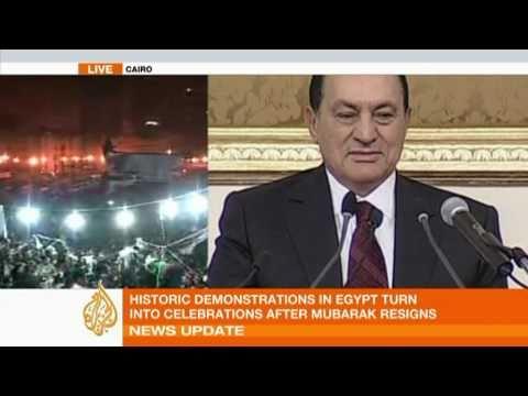 Video - Μουμπάρακ, ο άχρωμος Φαραώ