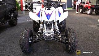 10. 2015 Honda TRX 450R Racing ATV - Walkaround - 2014 Toronto Snowmobile & ATV Show