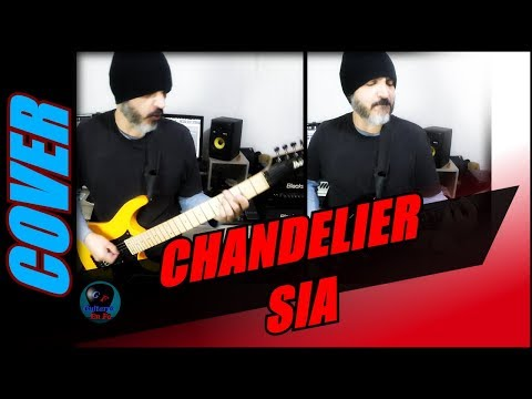 Chandelier - Sia - (INSTRUMENTAL COVER w / TALKBOX)