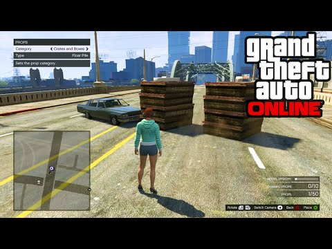 Public - GTA 5 Online Glitches - Creator Mode Glitch online after patch 1.15! Spawn props and cars and jets in a public GTA 5 Online session easily with this glitch. Use it a bunch because it will probably...