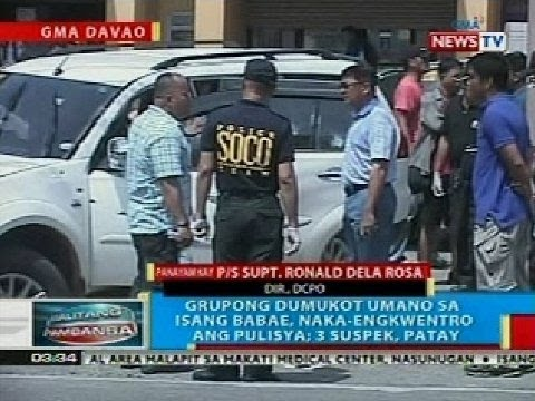 Kidnap - Balita Pilipinas Ngayon rounds up the top stories from around the PhilippinesGMA's regional stations in Luzon, Visayas, and MIndanao. It's hosted by Mark Sal...