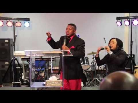 Apôtre Nestor Wembolua - La fête de la Parole