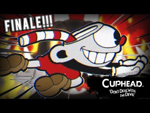 "CUPHEAD FINALE ""GOD DAMN""【CUPHEAD】HD 1080p 60Fps"