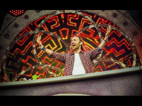 David Guetta Tomorrowland 2016
