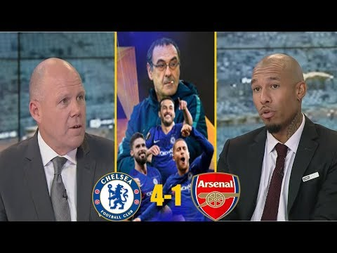 [FULL] Chelsea vs Arsenal 4-1 Final Europa League Post Match Analysis 2019 & HIGHLIGHTS