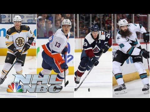 Video: 2019 NHL All-Star rosters revealed | NBC Sports