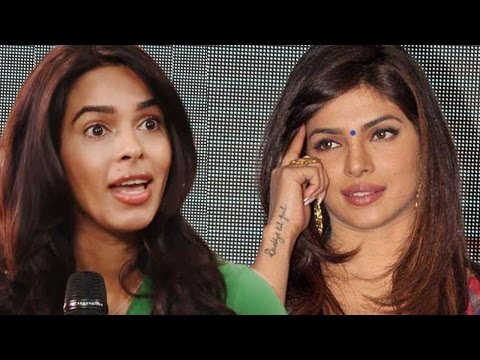 Mallika Sherawat's OPEN CHALLENGE to Priyanka Chop