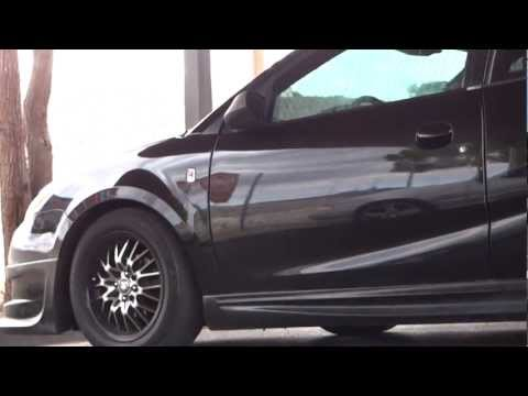 2004 Saturn Ion w/ Rims & Body Kit Walkaround