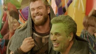 Download Video Bloopers That Make Us Love Thor: Ragnarok Even More MP3 3GP MP4