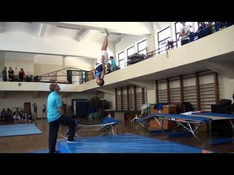 Dia de Portugal no Liceu Latino Coelho - Lamego - Vídeo