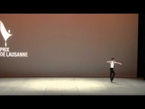 Harrison Lee - 2015 Prix de Lausanne Prize Winner - Contemporary variation