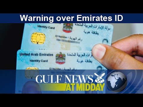 ID - Daily headlines from the UAE and around the world brought to you by Gulf News. Warning over Emirates ID. New runway opens in Sharjah. Bomb attack in Egypt. US campaign against Daesh. Attack...