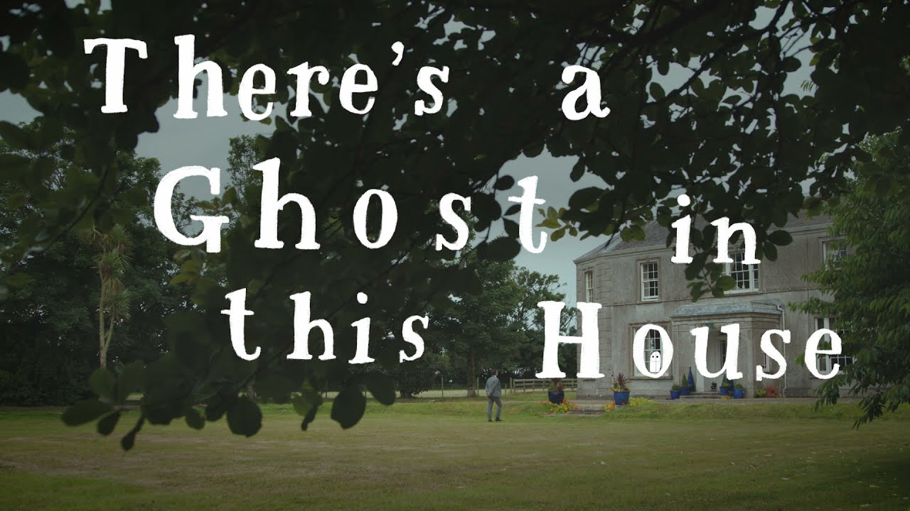 Oliver Jeffers presents There's A Ghost in This House