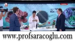 Prof. Dr. İbrahim SARAÇOĞLU Hayat Kürleri Cilt ve Doğum Lekeleri için Maske