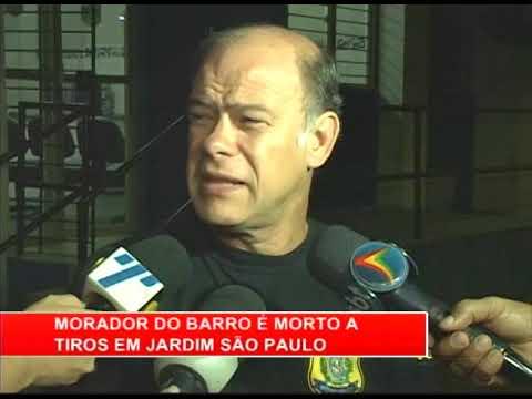 [RONDA GERAL] Morador do Barro é morto a tiros em Jardim São Paulo