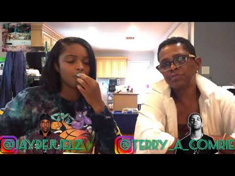 Drake Vs Pusha T's Infared & Duppy Freestyle Reaction W/ Moms! It's BEEF! #RealReaction