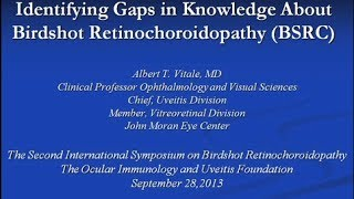 Identifying the Gaps i Knowledge about BSRC - Albert Vitale, MD