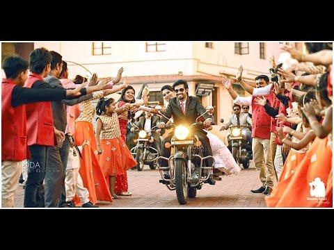 First Look Official Wedding Video of Actress Sruthi Lakshmi