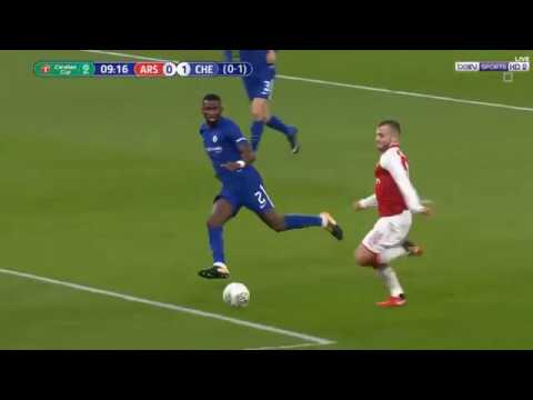 Arsenal vs Chelsea 2 1 All Goals & Highlights 24/01/2018 HD