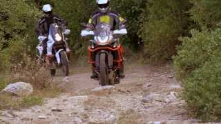 10. Comparing KTM's 1190 Adventure R and 990 Baja Edition