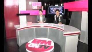 EFM ON TV 29 July 2013 - Thai TV Show