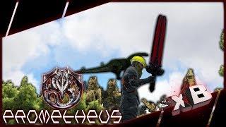Boss Hunting Season! :: Modded ARK: Prometheus :: E16