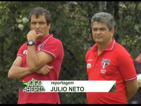 Sport: Ney Franco vai ser apresentado hoje à tarde