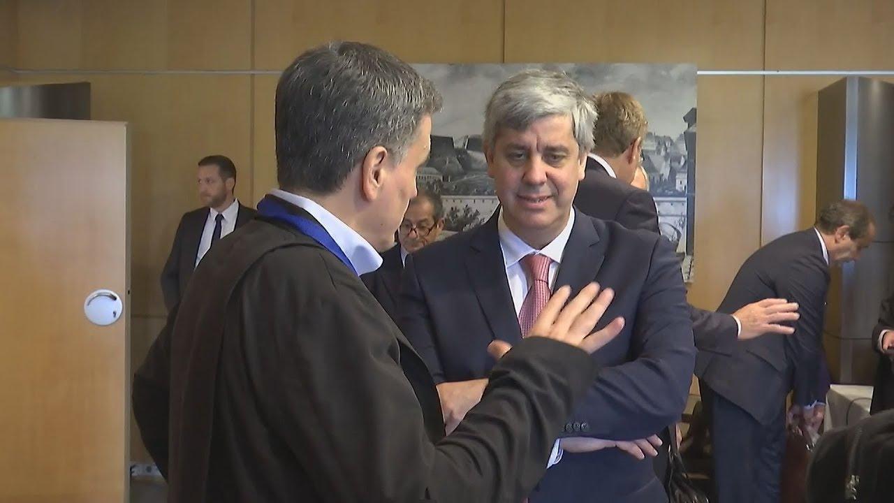 Το Ελληνικό ζήτημα στην ατζέντα του Eurogroup