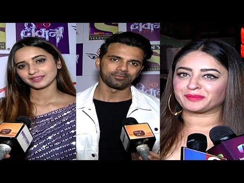 Shivani Surve, Mahi Vij & Avinash Sachdev Attend C