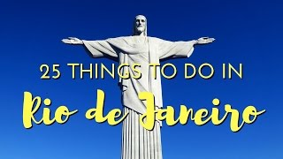 Hello from Rio de Janeiro! This was our first stop in Brazil and we were very excited to check out the top attractions, sample Brazilian cuisine, and squeeze...