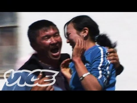 Bride Kidnapping in Kyrgyzstan - YouTube