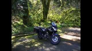 4. Motorcycle Review: Suzuki DL650 V-Strom