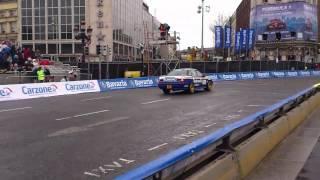 Bavaria City Racing 2012 - Group B Rally Cars
