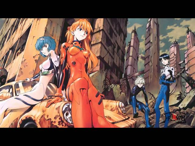 Synthesia Evangelion OP Cruel Angel s Thesis Mp  Video Free Download