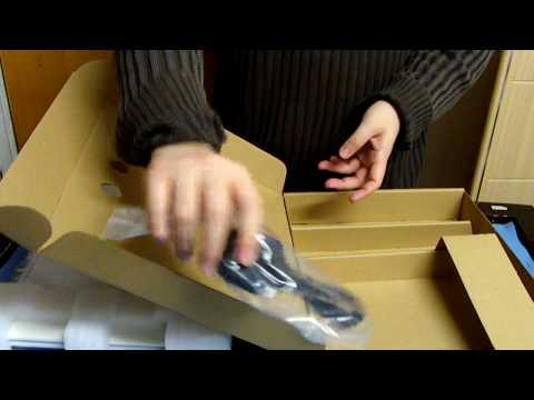 Unboxing Fujitsu LH700