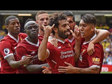 Tottenham Vs Liverpool 1-2 All Goals and Extended Highlight 1080i